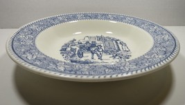 4 Homer Laughlin Shakespeare Country Soup Bowls Stratwood Collection - $18.70