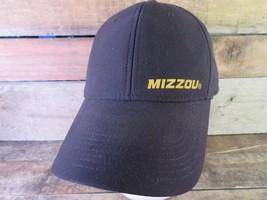 Nike Dri-Fit MIZZOU Tigers Missouri Fitted OSFM Hat Adult Cap - $14.84
