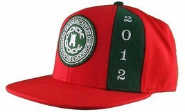 Crooks and Castles Titleholder Verdadero Rojo Ajustable Caphat Talla: O/S