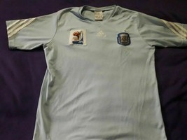 old soccer Jersey maglia camiseta Argentina 2010 adidas size XL ( malas ) - $25.52