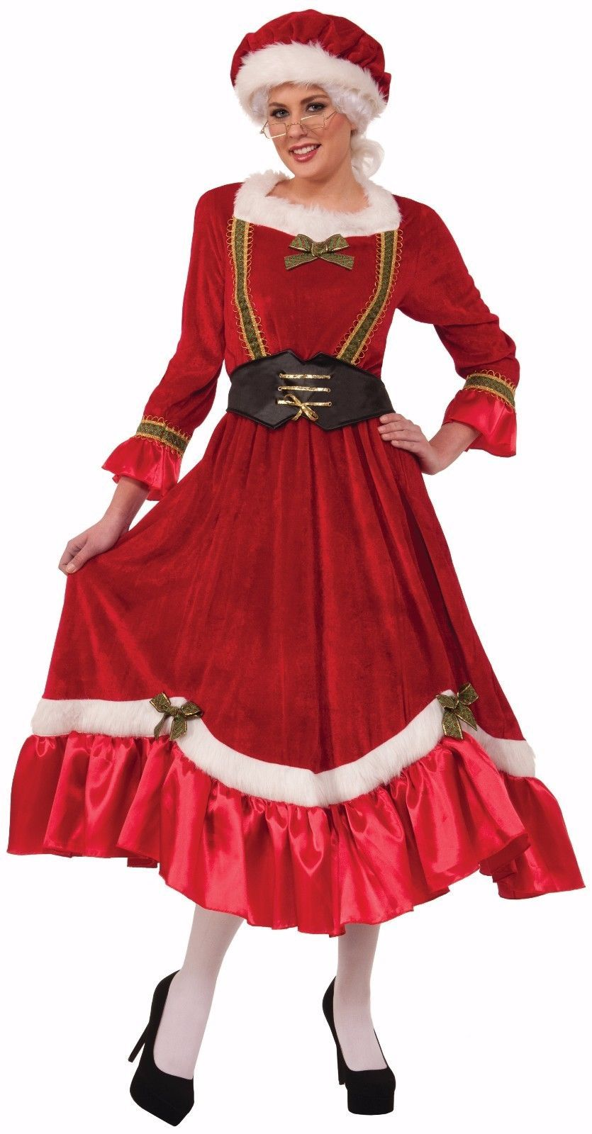 Primary image for Forum Novelties Mrs Santa Claus Christmas Xmas Holiday Womens Costume 73872