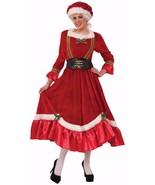 Forum Novelties Mrs Santa Claus Christmas Xmas Holiday Womens Costume 73872 - £36.04 GBP