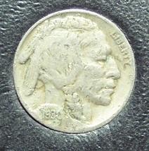 1930-S Buffalo Nickel Full Date VG #232 - $1.19