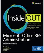 Microsoft Office 365 Administration Inside Out (Includes Current Book Se... - $47.47