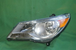 09-12 Volkswagen VW Routan Halogen Headlight Head Light Lamp Driver Left Side LH