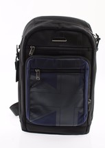 NWT Mini by Tumi Men's Sling Removable Tote Shoulder Backpack in Black, ... - $272.25