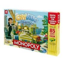 Zynga Cityville Monopoly Game - $34.18