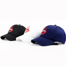 Baseball Cap Casquette Buckle Ajustable Letter Logo Cap Casual Unisex Ki... - $16.80