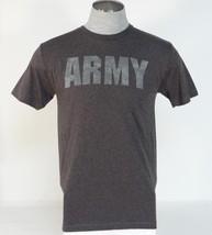 U.S. Army Signature Black Short Sleeve Tee T Shirt Mens NEW - $22.49