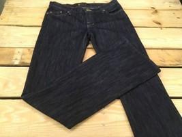 Rock and Republic Women's Boot Cut Dark Blue Denim Jeans Pants Size 28 - $32.20
