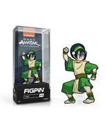 FiGPiN Avatar The Last AirBender: Toph (#619) comes in hard plastic case - $17.00