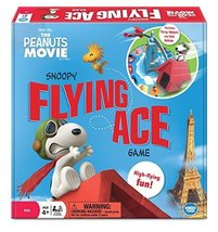 Peanuts Movie Flying Ace Game Board Game - $45.03