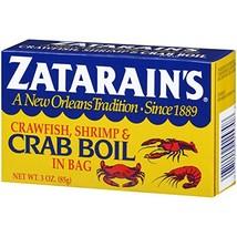 Zatarain's Crab Boil Seasoning;Dry Crab Boil;New Orleanss Tradition Sinc... - $2.25