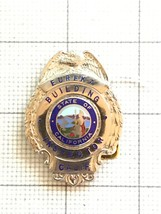 Eureka California Building Inspector Obsolete Badge - $150.00
