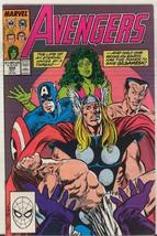 The Avengers #308 [Comic] [Jan 01, 1989] Marvel Comics - $3.91