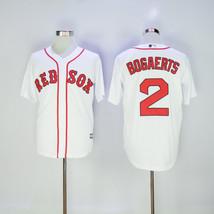 Men's Boston Red Sox #2 Xander Bogaerts home white MLB jersey - $37.99