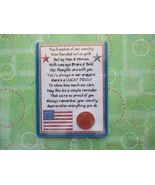"""American Hero"" Shiny Lucky Penny Magnetic or T... - $4.00"