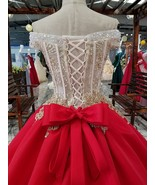 2018 Korean version of the pregnant bride luxury slim tail wedding dress... - $6,052.00