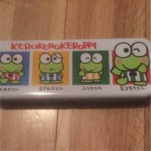 Sanrio  Kerokero-Roppi Campen Case Retro Cute Rare - $56.73