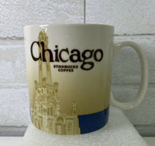 Starbucks Collector Series 16oz Coffee Mug Cup Chicago  - $29.95