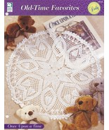 Once Upon A Time Doily, House of White Birches Crochet Pattern Leaflet 1... - $5.95