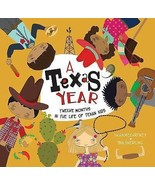 A Kids' Year Ser.: A Texas Year : Twelve Months in the Life of Texan Kid... - $15.95