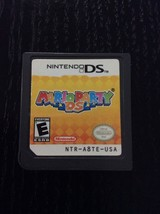 Mario Party DS (Nintendo DS, 2007) Video Game Cartridge Only - $14.88