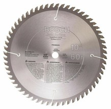 """Bosch PRO1060SS 10"""" x 60T Solid Surface Circular Saw Blade - $33.66"""