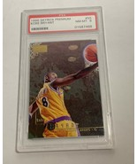 1996 PSA NEAR MINT 8 SKYBOX PREMIUM KOBE BRYANT #55 (MR) ROOKIE CARD RC - $197.99