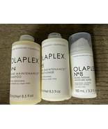 OLAPLEX BOND REPAIR KIT - No.4 Shampoo, No.5 Conditioner & No.8 Moisture... - $69.99