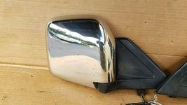 97-02 Mitsubishi Montero Pajero Sport JDM Chrome Heated Power Fold Mirrors L&R image 3