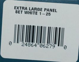 Destron Fearing DuFlex Visual ID Livestock Panel Tags XL White 25 Sets 1 to 25 image 6