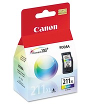 Canon 2975B001 CL-211XL Color Ink Cartridge  High Yield For PIXMA iP2700... - $43.51