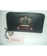 Juicy Couture Royal Crystal Wallet with tags - $29.99