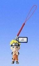 Bandai  Naruto Gashapon Netsuke Figure Strap P3 Naruto Uzumaki - $24.99