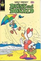 Walt Disney Daisy and Donald Comic Book #46 Whitman 1980 VERY FINE- - $22.17