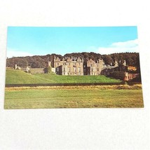 Vintage Postcard Unposted Abbotsford House From Tweed Home of Sir Walter... - $4.95