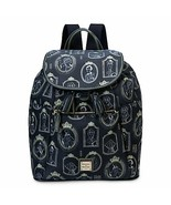 NWT & Sealed Disney Dooney And Bourke Haunted Mansion Backpack Portraits - $366.30