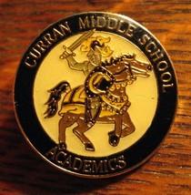 James Curran Middle School Lapel Pin - Bakersfield California Academics ... - $19.79