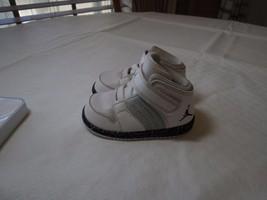 Nike Baby Air Jordan 6C white 828244 infant flight basketball RARE sneakers - $29.59