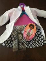 """MY LIFE PInk White & Pink  Scientist Outfit For 18"""" DOLL  NWT - $26.72"""