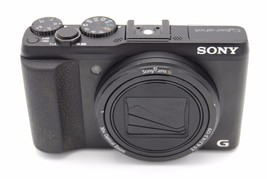 Sony Cyber-shot DSC-HX50V 20.4MP 3''Screen 30x Digital Camera - $322.99
