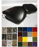 HONDA VT600 Seat Cover Shadow VLX600 99-UP  in 25 COLORS & PATTERNS   (ST/PS) - $49.95