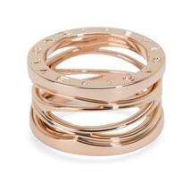 Bulgari B Zero 1 Ring in 18K Rose Gold - $1,900.00