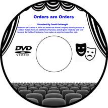 Orders are Orders 1954 DVD Film Comedy Brian Reece Margot Graham Raymond... - $3.99