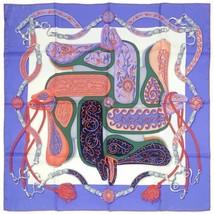 NIB Hermes Scarf FESTIVAL DES AMAZONES 90cm Silk Foulard HENRI D'ORIGNY - $399.95