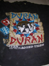 Duran Duran True Vintage Bootleg Shirt 80s used worn - $31.55