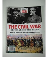 Time Life The Civil War:  Generals in the Field July 2018-NEW - $12.59