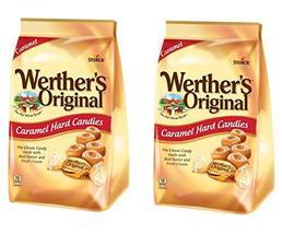 Werther's Original Caramel Hard Candies, 34 Ounce - $39.59