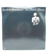 Vintage Barbra Streisand The Third Album Record Album Vinyle LP - $30.12